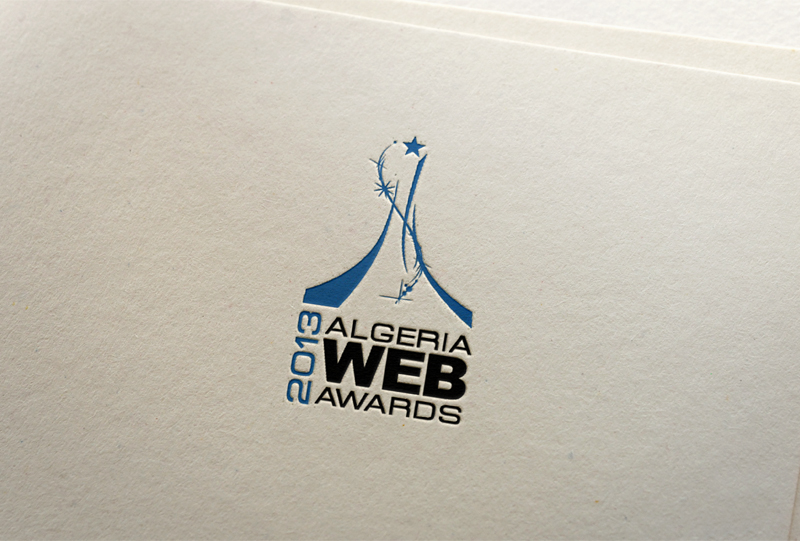 Algeria Web Awards branding