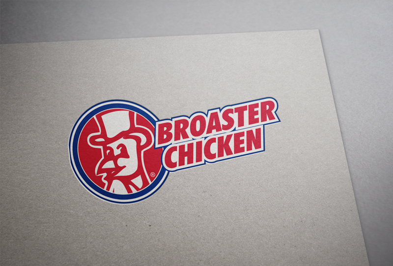 Broaster chicken